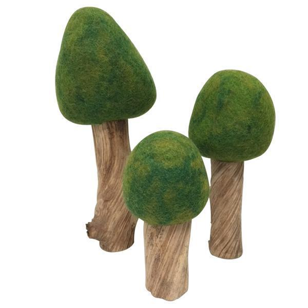 Papoose Toys - Season Summer Trees 3pc-Toys-BabyDonkie