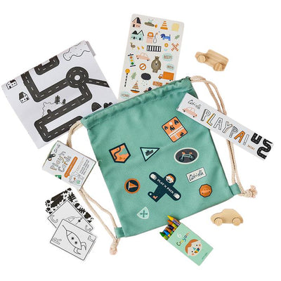 Olli Ella Play 'n Pack - City-Book-BabyDonkie