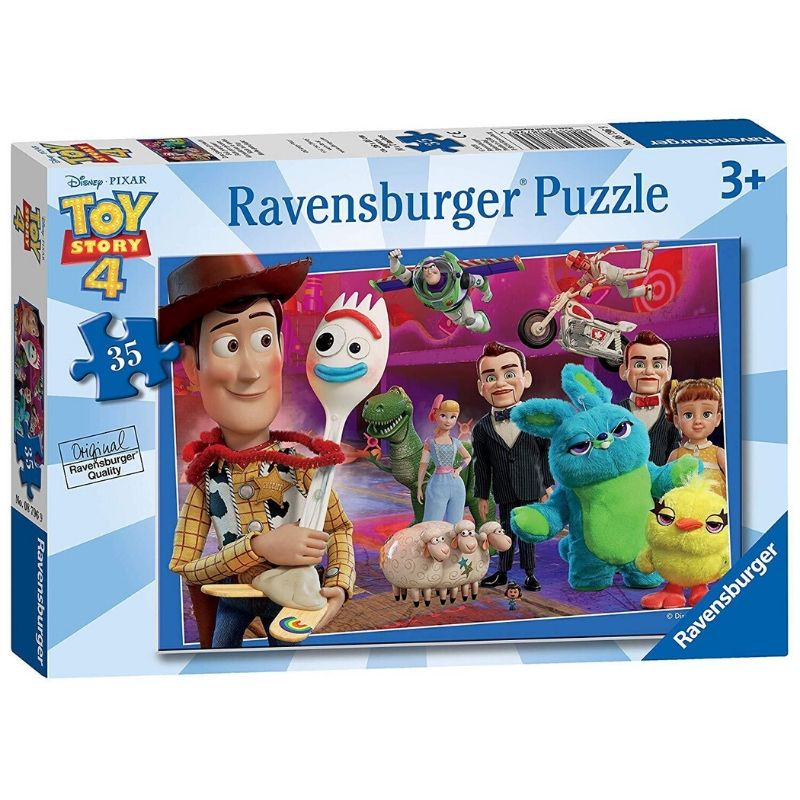 Ravensburger Puzzle - Disney Toy Story 4 Puzzle 35 pieces-Puzzle-BabyDonkie