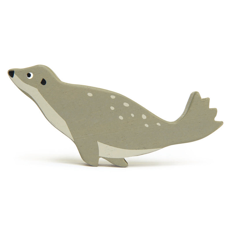 Tender Leaf Toys Wooden Animal - Seal-Toys-BabyDonkie