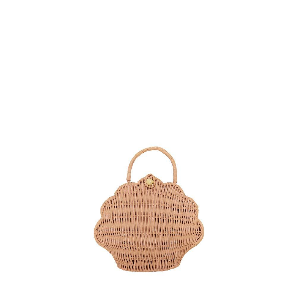Olli Ella Shell Bag / Purse - Rose
