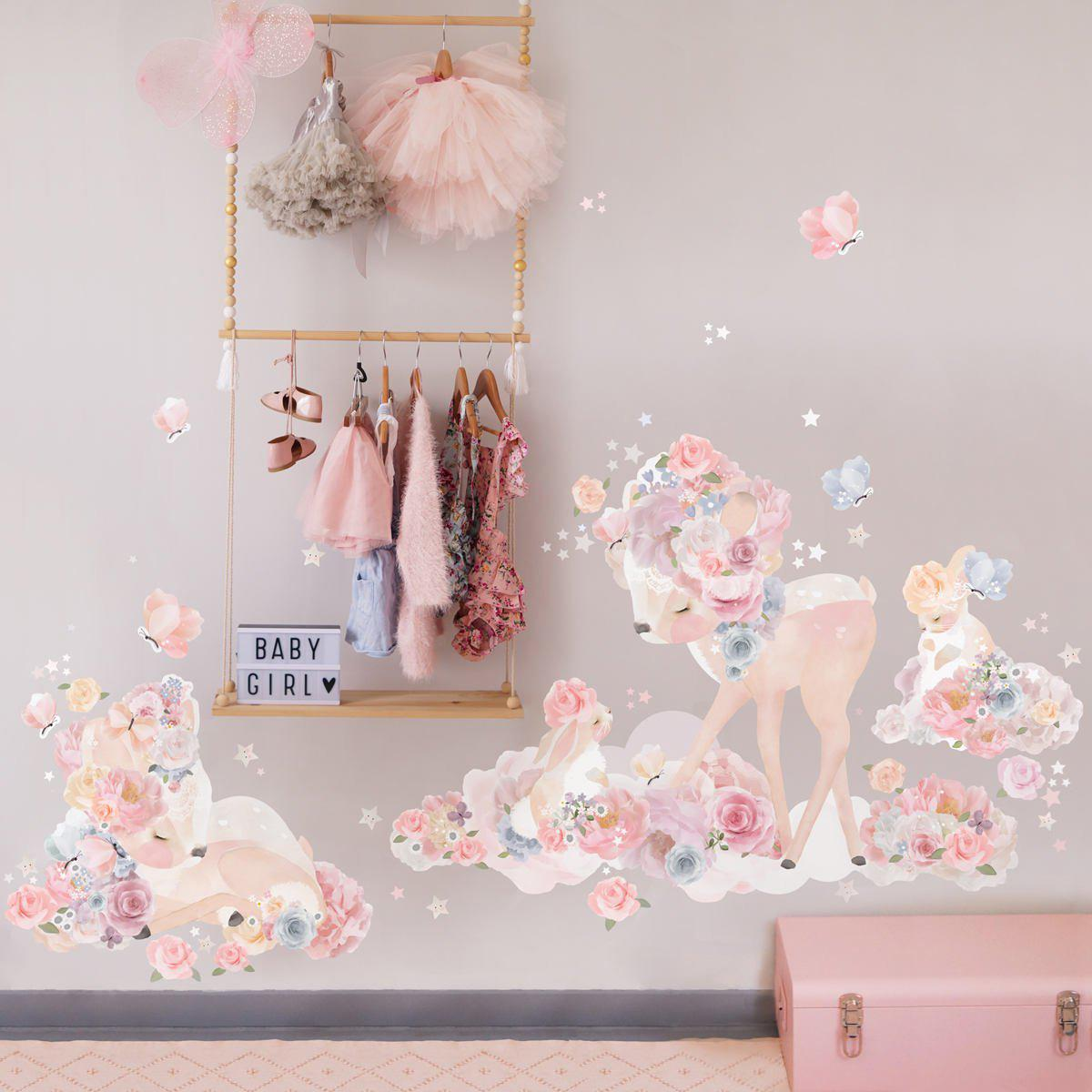 Schmooks - Wondrous Woodland Wall Stickers-BabyDonkie