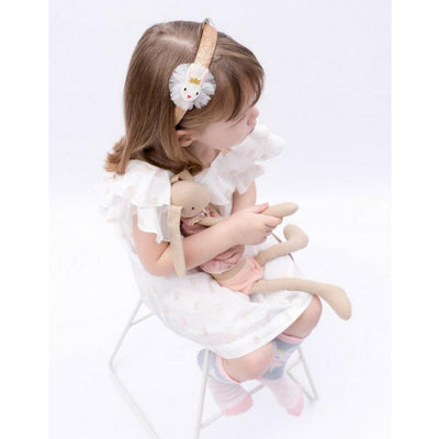 Billy Loves Audrey Rabbit Alice Headband-Accessories-BabyDonkie