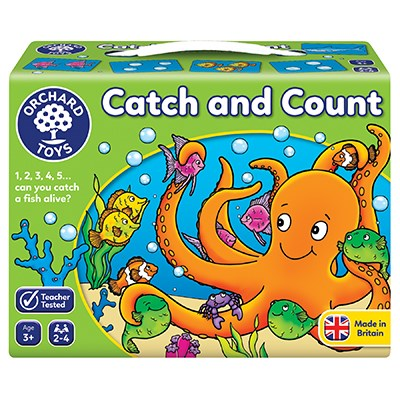 Orchard Toys - Catch and Count-BabyDonkie