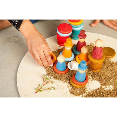 Grapat Seasons - Summer-Wooden Toy-BabyDonkie