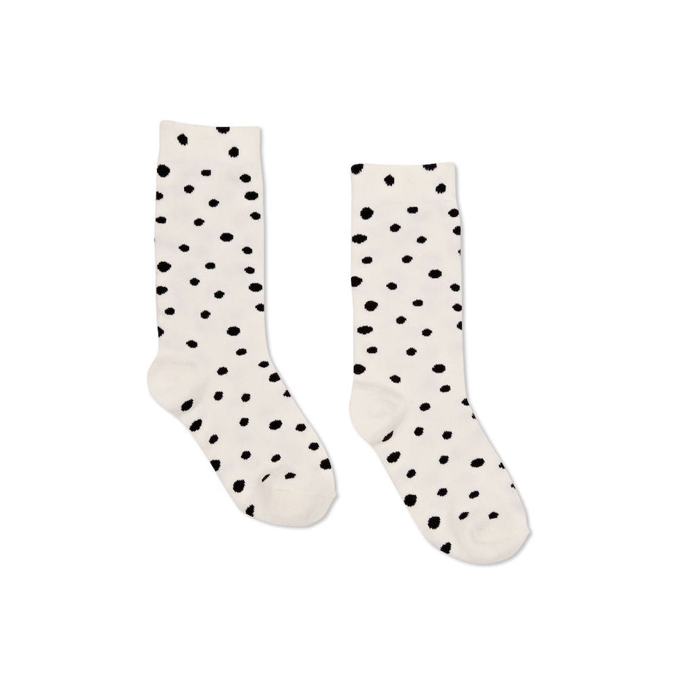 Kapow Kids Periwinkle High Socks-Accessories-BabyDonkie