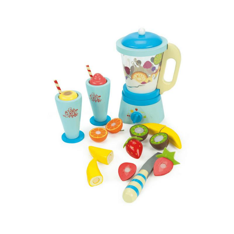 Le Toy Van Honeybake Blender Set 'Fruit & Smoothie'-Toys-BabyDonkie