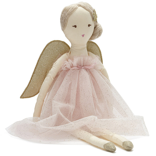 Nana Huchy Arabella the Angel - Pink-Doll-BabyDonkie