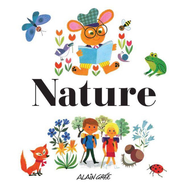 Nature by Alain Gree-Book-BabyDonkie