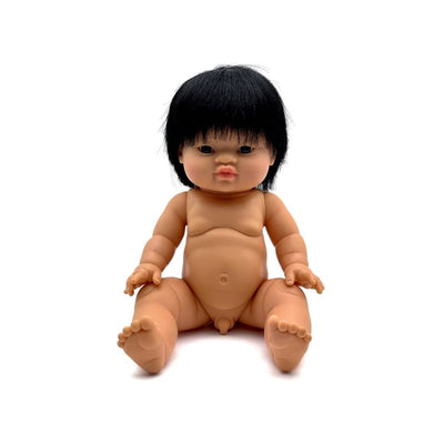 Paola Reina Gordis - KEN - Asian Boy 34 cm-Doll-BabyDonkie