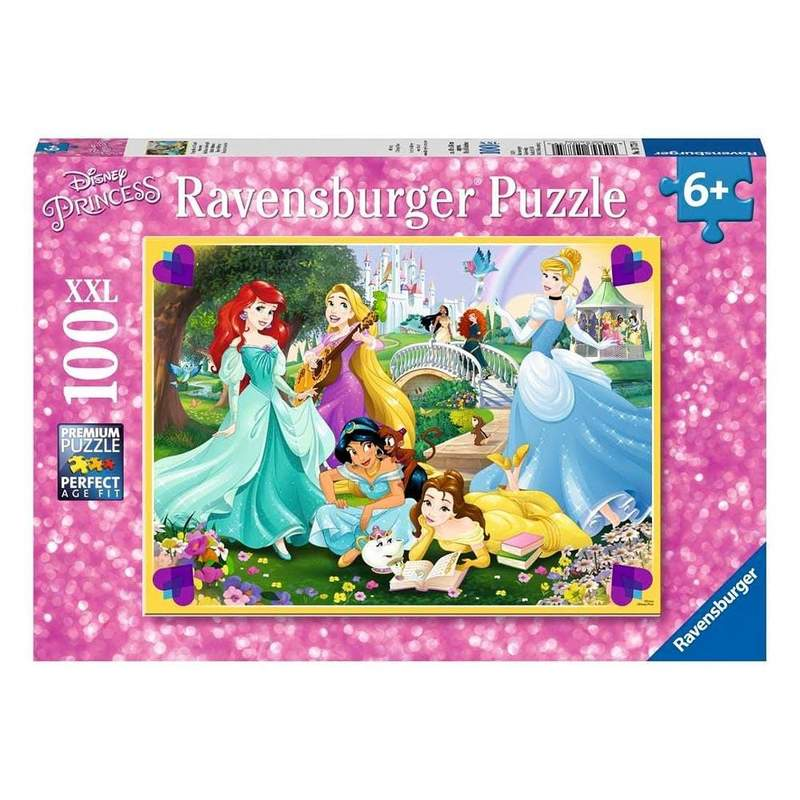 Ravensburger Puzzle - Disney Princess Collection Puzzle 100 pieces