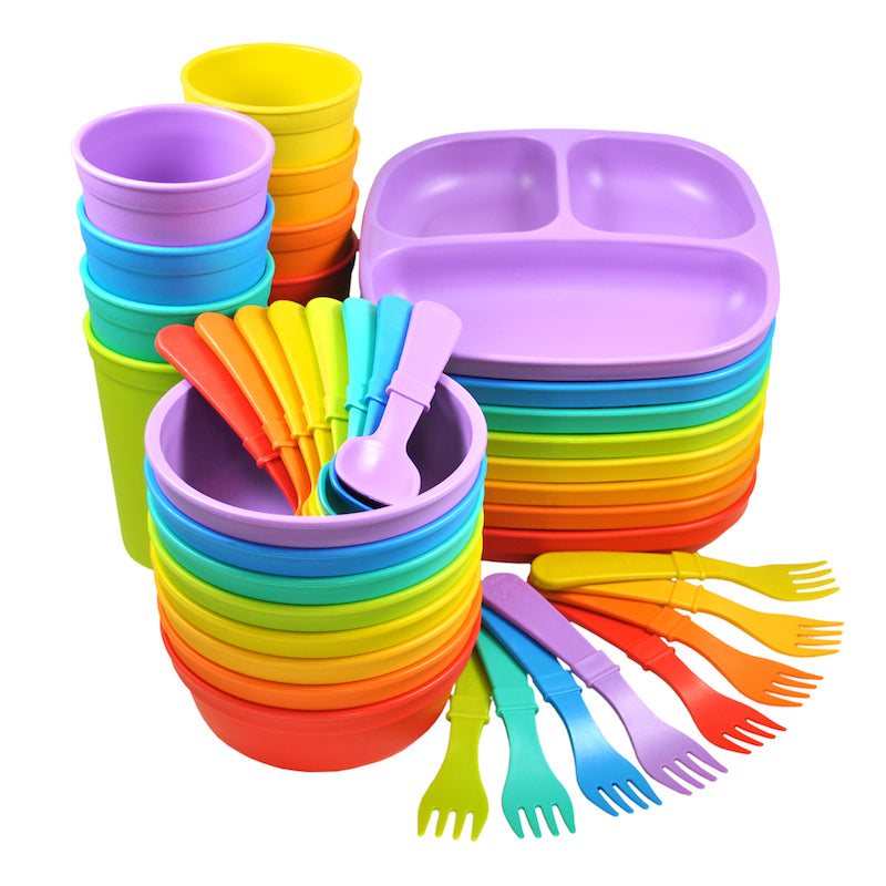Replay Rainbow Super Set-Dinnerware-BabyDonkie