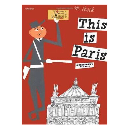 This is Paris by Miroslav Sasek-Book-BabyDonkie