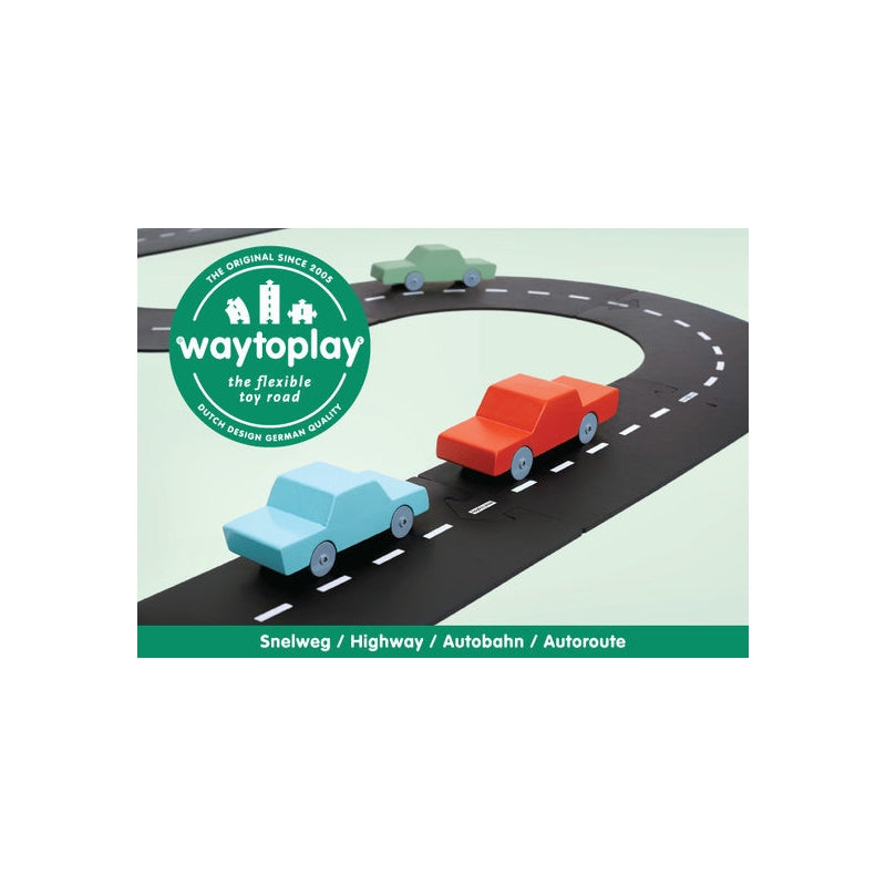 Way To Play - Highway 24 pieces-Puzzle-BabyDonkie