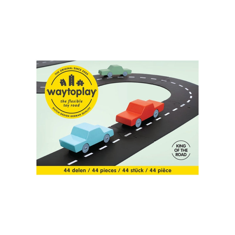 Way To Play - King of the Road 40 pieces-Puzzle-BabyDonkie