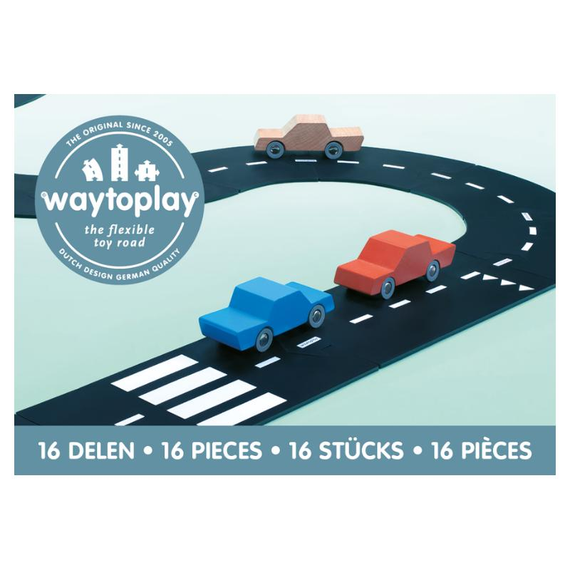Way To Play - Express Way 16 pieces-Puzzle-BabyDonkie