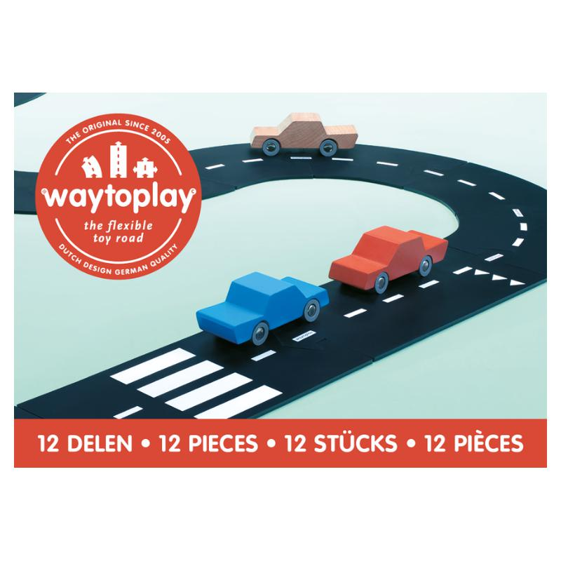 Way To Play - Ring Road 12 pieces-BabyDonkie