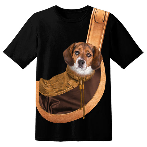 Beagle In My Bag T-Shirt