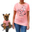 She & Her Dog Combo T-Shirt