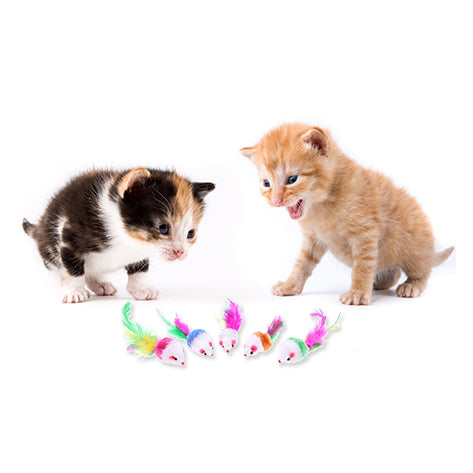 Pet Mouse Toy (3 Pcs)