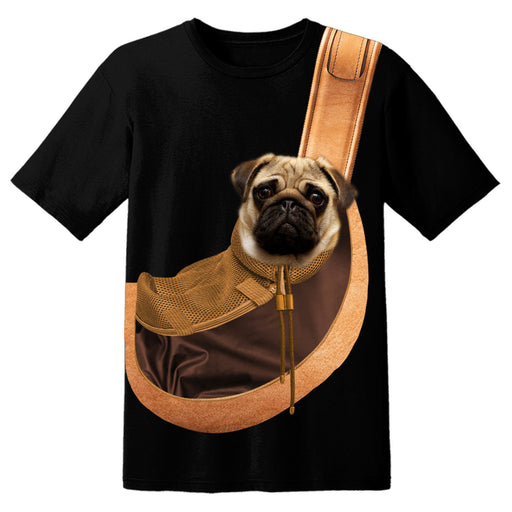 Pug In My Bag T-Shirt