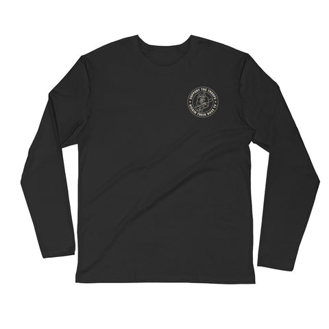 Support The Troops Long Sleeve (Black)