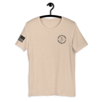 Support The Troops Tan T-Shirt