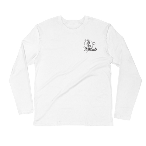 Beyond The Ordinary Long Sleeve (Back / White)
