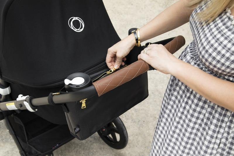 The Nappy Society Pram Caddy
