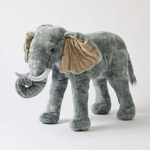 Elephant Large Standing Animal - Kiddie Country