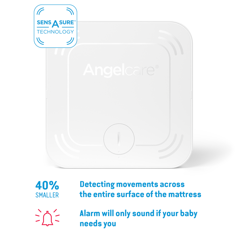Angelcare AC527 Movement Monitor with Audio - Kiddie Country