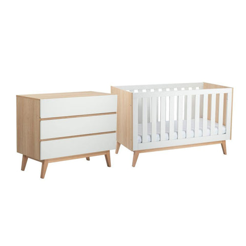 Tommi Nursery Package - Cot, Chest & Nova Changepad (Due Jan 2021)