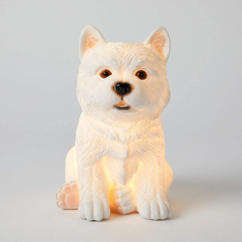 Nursery Bedside Night Light Dog
