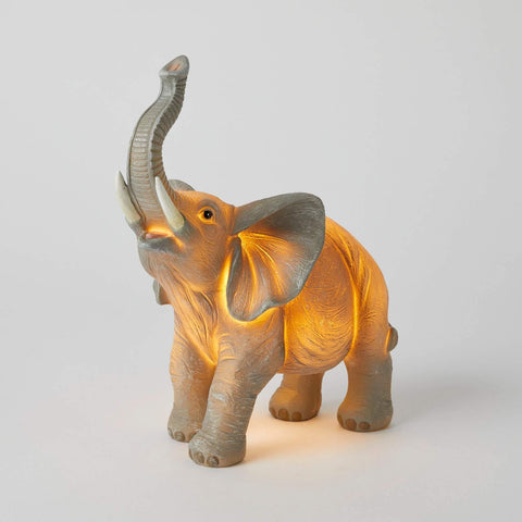 Nursery Bedside Night Light Elephant - Kiddie Country