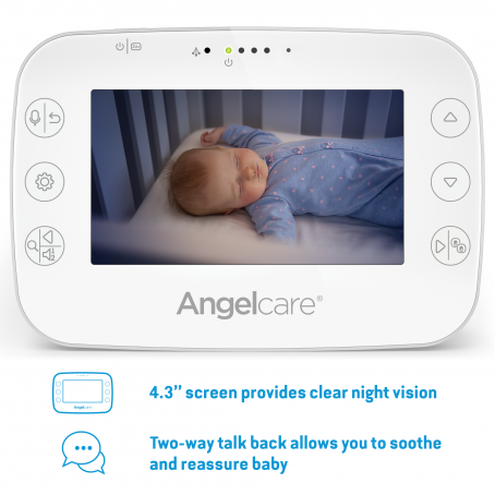 Angelcare AC320 Video Sound Monitor