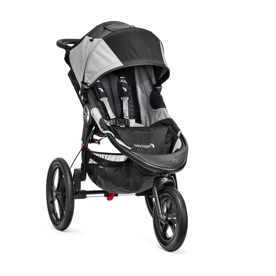 Baby Jogger Summit X3 - Highly Maneuverable Hybrid Stroller