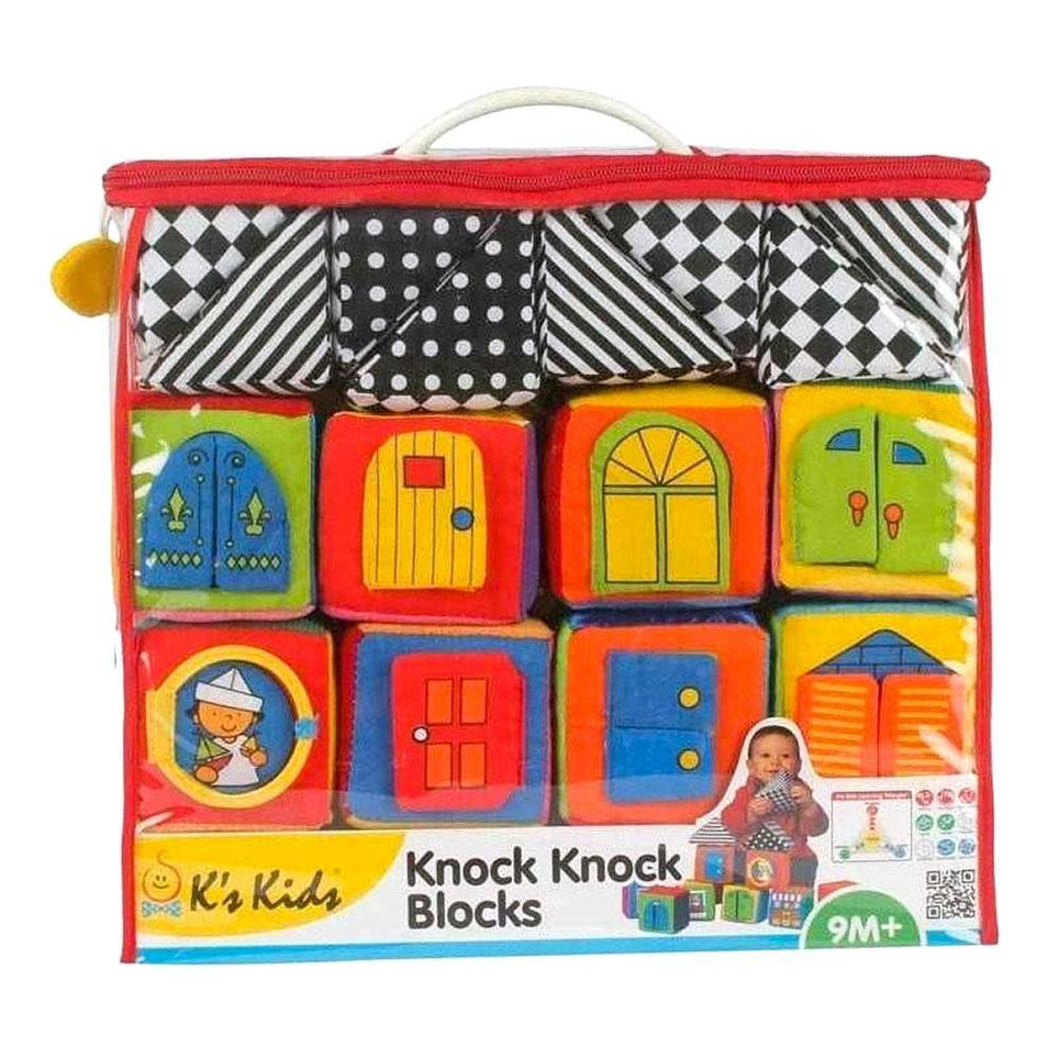 K's Kids Knock Knock Blocks