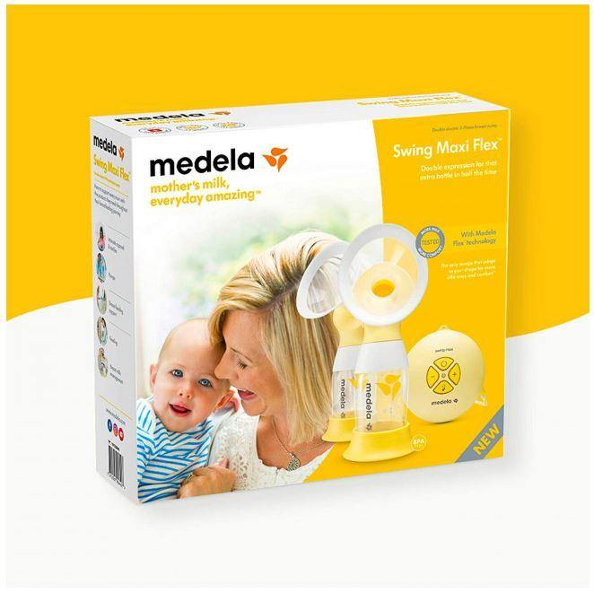 Medela Swing Maxi Flex Double Electric Breast Pump - Kiddie Country