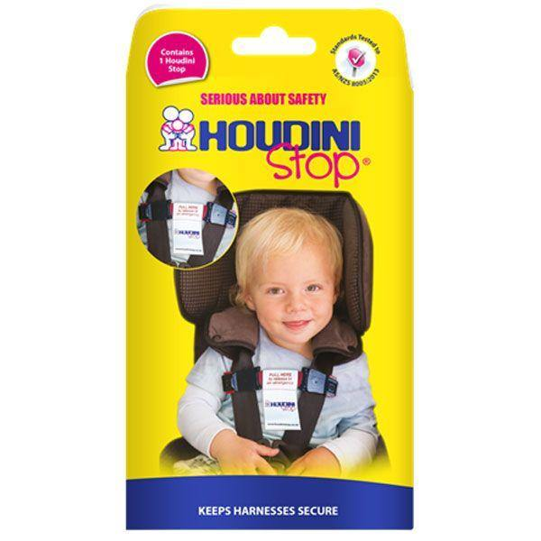 Houdini Stop Single - Kiddie Country