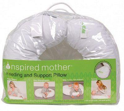 Inspired Mother Feeding and Support Pillow