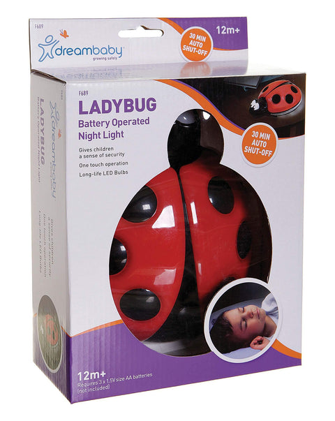 Dreambaby Ladybird Night Light