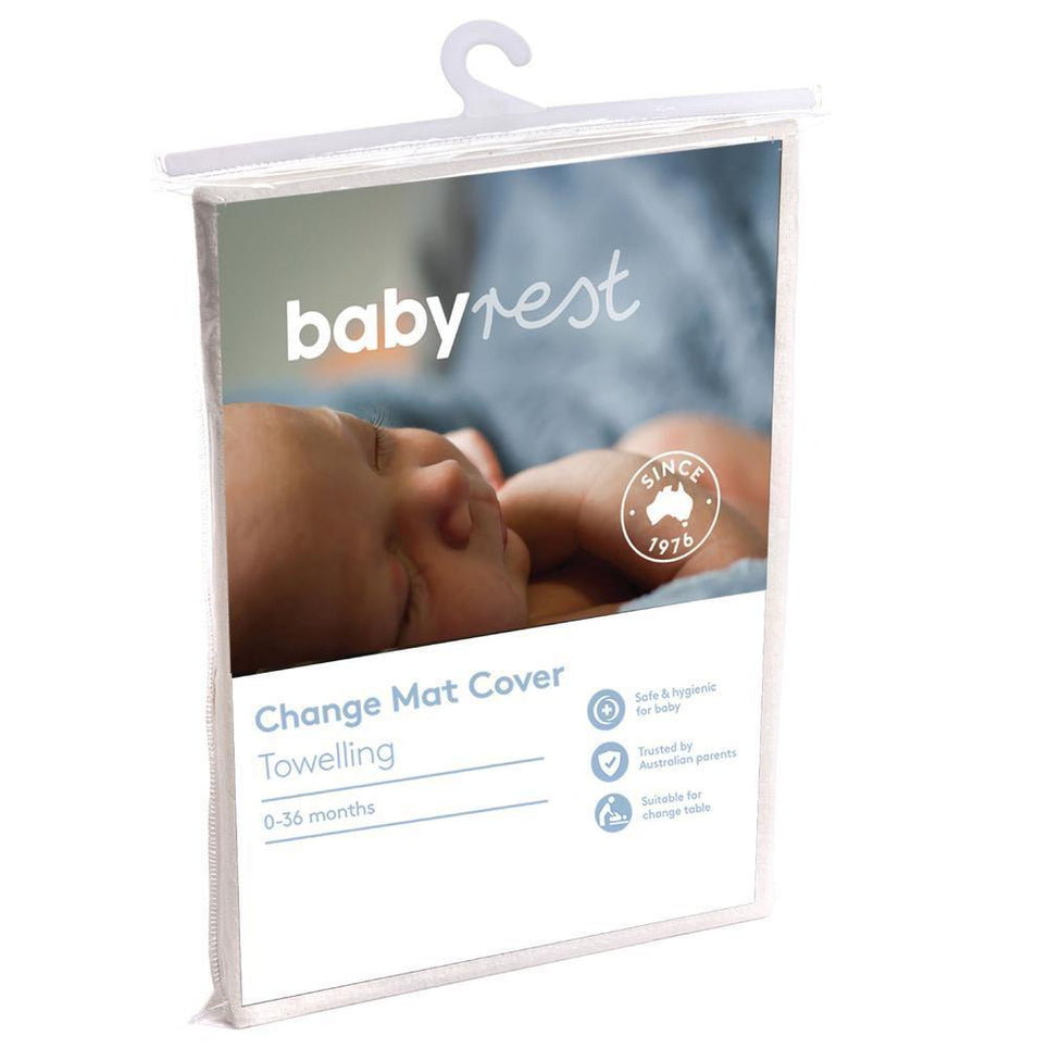 Babyrest Deluxe Change Mat Cover - Kiddie Country
