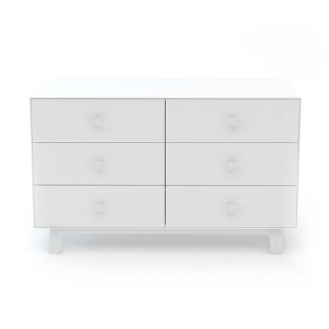 Oeuf Merlin 6 Drawer Dresser Sparrow Base - Kiddie Country