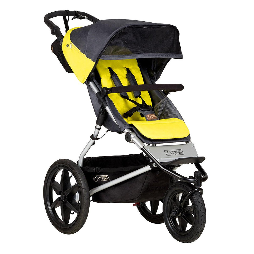 Mountain Buggy Terrain Solus - 3 Wheel Stroller for Jogger