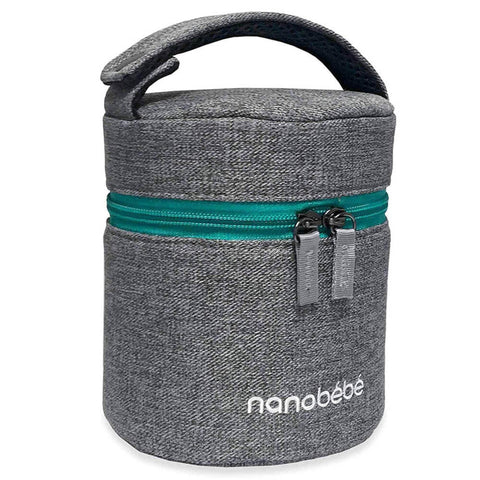 Nanobebe Breastmilk Bottle Cooler Bag