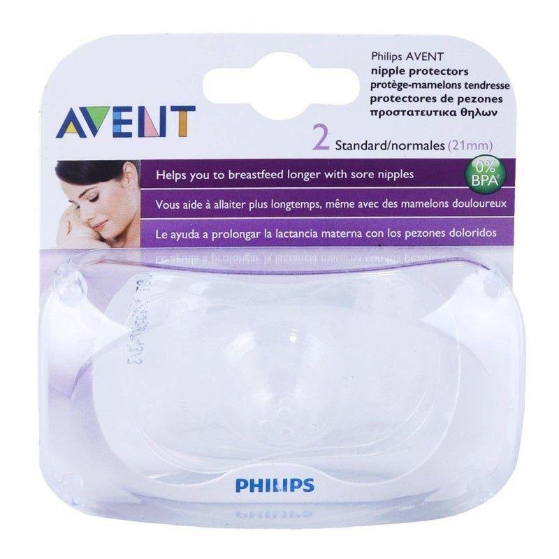 Avent Standard Nipple Protectors (21mm) - Kiddie Country