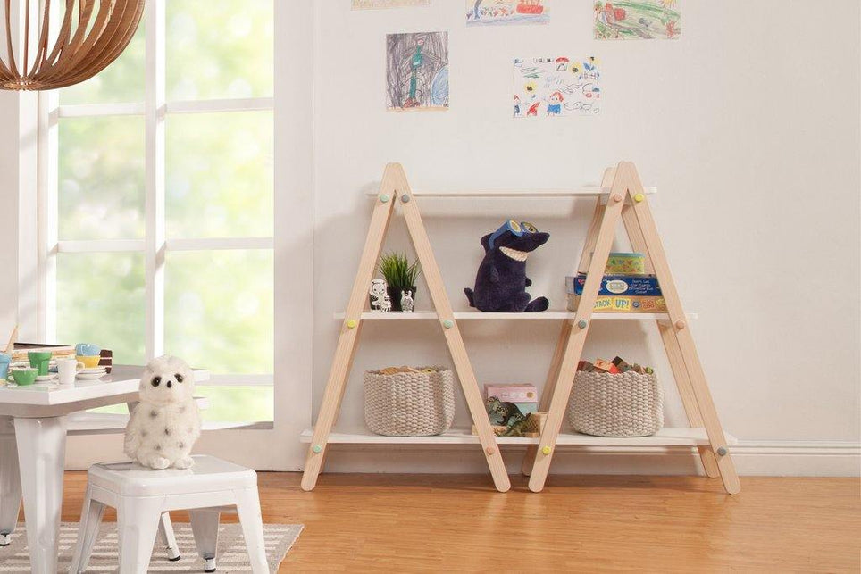Babyletto Dottie Bookcase (Low Stock) - Kiddie Country