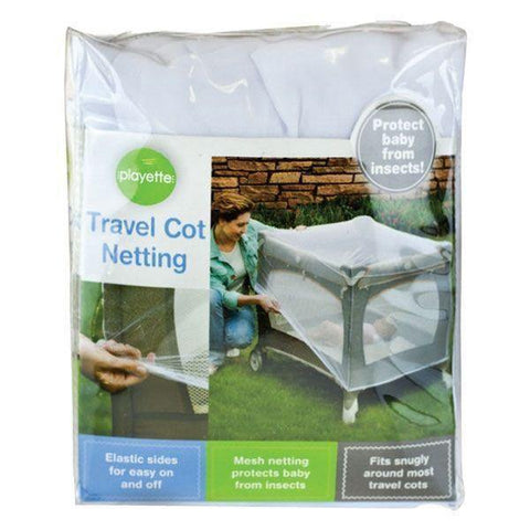Playette Travel Cot Insect Cover Netting