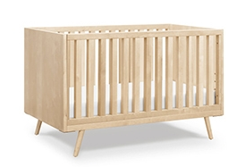 Ubabub Nifty Timber Natural Cot