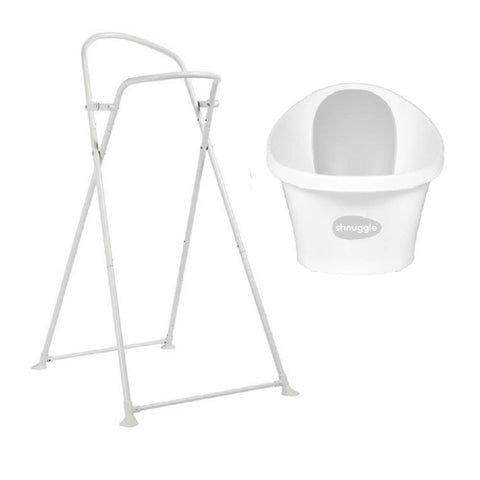 Shnuggle Bath & Folding Stand - Kiddie Country